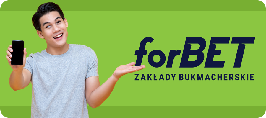 forBET kod promocyjny i bonus powitalny na start