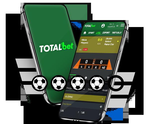 totalbet aplikacja mobilna ranking