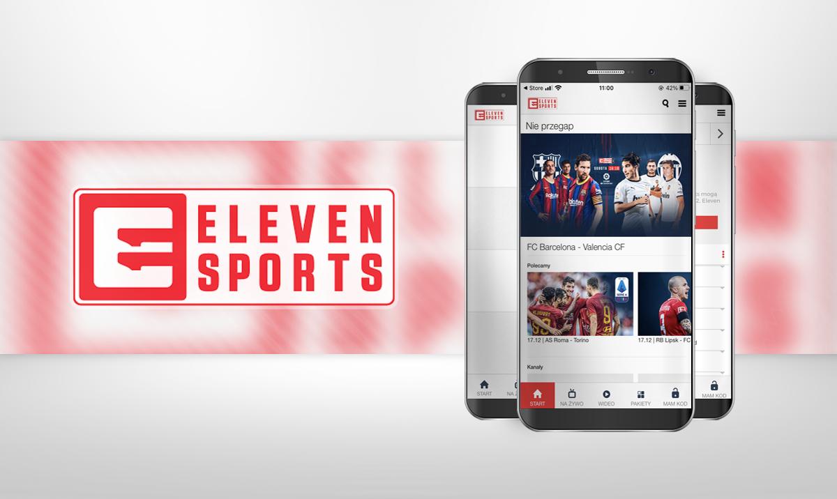 Eleven Sports, najlepszą aplikacją do oglądania piłki nożnej?